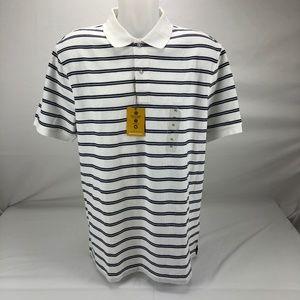 Club Room Men's Short Sleeve Polo XL (G23)